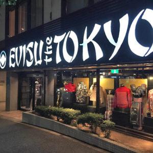 EVISU THE TOKYO