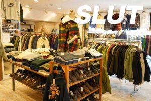 SLUT(スラット)