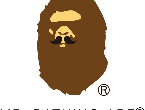 "A BATHING APE: also known as ""BAPE"