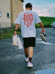 Girls Don't Cry(ガールズドントクライ)