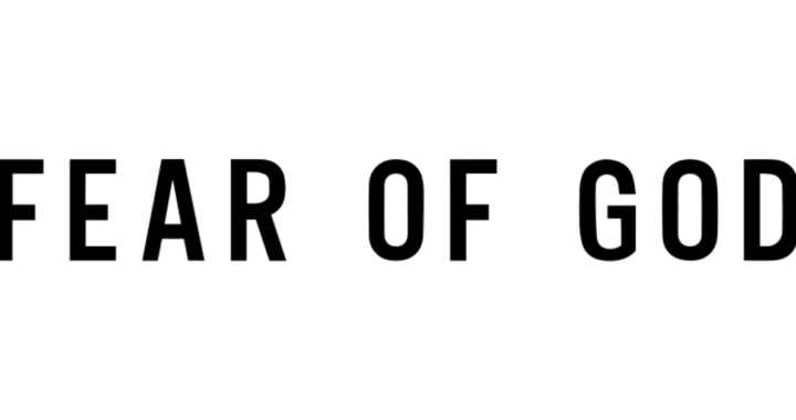 FEAR OF GOD: The Brand that Mixes Various Cultures