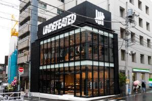 Undefeated Shibuya / 渋谷