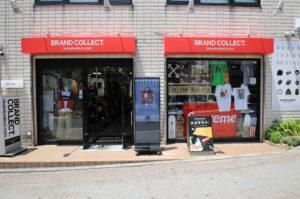 BRAND COLLECT Brand Collect Harajuku Store