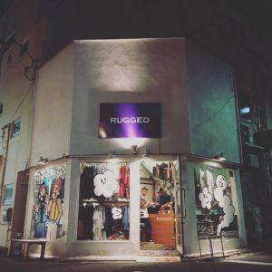 RUGGED高円寺本店