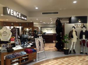 VENCE share style横浜ビブレ店