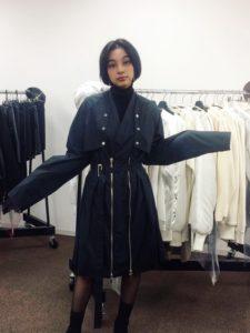 ACUOD by CHANU(アクオド バイ チャヌ)の着こなし