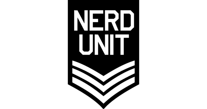 "NERD UNIT: Named After ""No one Ever Really Dies"""