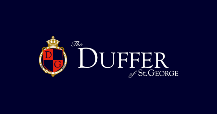 「The DUFFER of St.GEORGE」