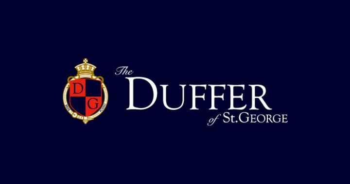 「The DUFFER of St.GEORGE(ザダファーオブセントジョージ)」