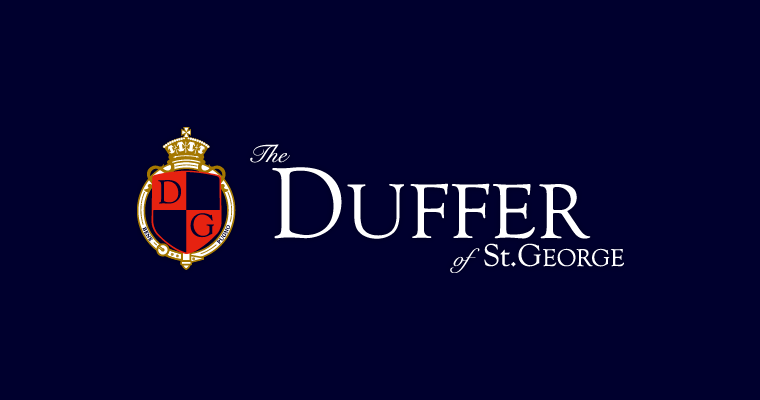 The DUFFER of ST. GEORGE