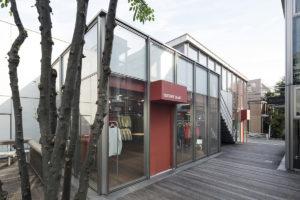 DESCENTE BLANC 代官山店