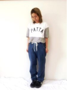 How to wear Patta
