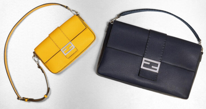 """FENDI"""" is a brand representing Italy that attracts many actresses and celebrities."""