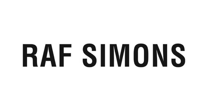 Raf Simons, the genius designer who incorporates art into fashion