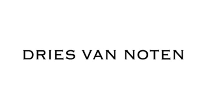 "Dries Van Noten"" is a lone designer with a unique style."