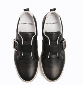Slider Buckle Sneakers