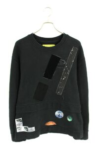 Sterling Ruby Patch Sweatshirt