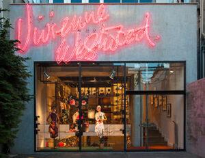 Vivienne Westwood Aoyama Store