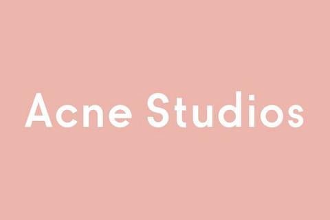 スウェーデン発!多様なデザインが人気の アクネストゥディオス(acne studios)