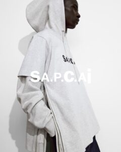 Sacai's most popular items