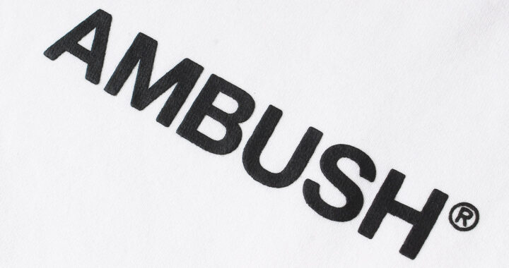 And the collaboration with NIKE is a hot topic! Ambush
