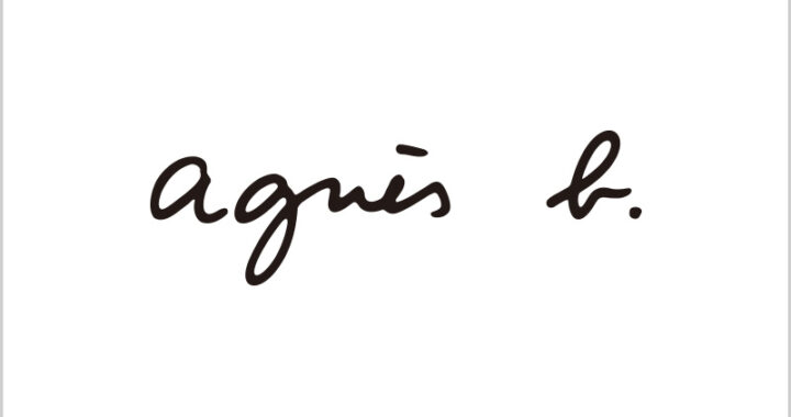 agnes.b. from France, combining simple design and functionality.