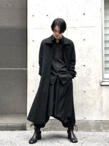 Yohji Yamamoto's most popular items